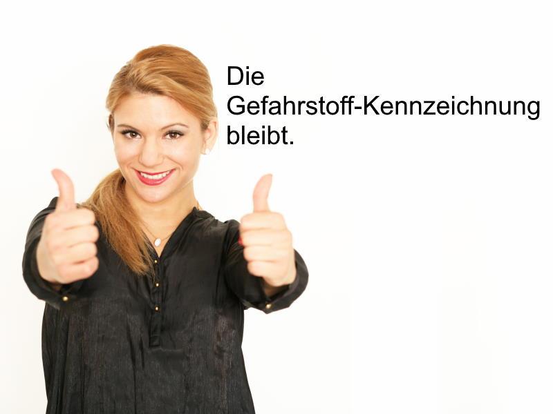 Die Gefahrstoff Kennzeichung von Spurenelementen für Biogasanlagen.